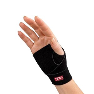 3 Point Products Thumsling, Left, Black, Small/Medium, 1 Ounce by 3-Point Products