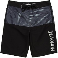 Hurley Palm Boardshorts Black W31 ボードショーツ 送料無料