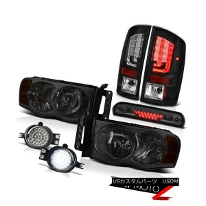 テールライト 2003-2005 Dodge Ram 3500 5.7L Rear Brake Lamps Headlamps Fog 3RD Lamp LED Drl 2003-2005ダッジラム3...