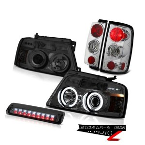 テールライト 04-08 Ford F150 XLT Third Brake Light Headlights Euro Clear Tail Lamps Brightest 04-08 Ford...