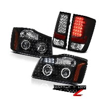 テールライト 04 05 06 07 For 2004-2015 Titan S Black Projector Headlights Taillamp Brake Lamp 04 05 06 07...