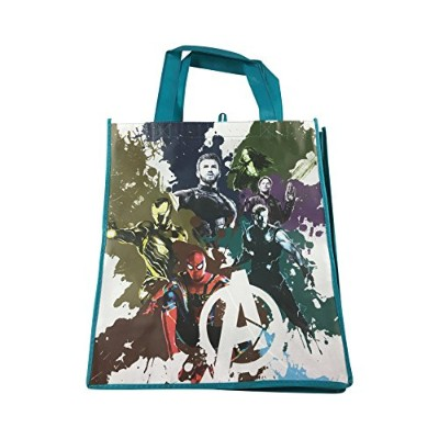 Marvel The Avengers infinity War Large Reusable Toteバッグ