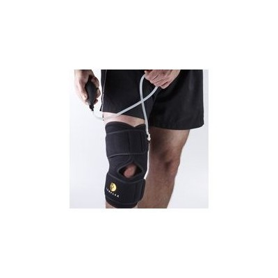 Corflex Cryo Pneumatic Knee Splint - ONE GEL - Universal Fits up to 24 circumference by Corflex