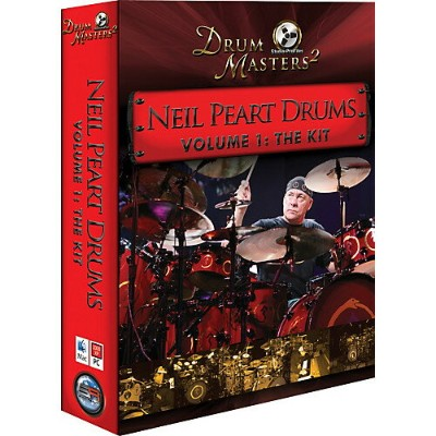 Sonic Reality Neil Peart Drums: The Kit for BFD◆数量限定:ポイント5倍!◆