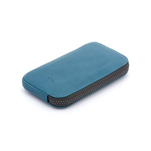 Bellroy All Conditions Phone Pocket - Standard ウォレット Arctic Blue