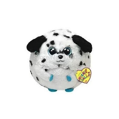 新しい元TY Beanie Ballz Rascal PlushダルメシアンBig Eyed Stuffed Animals Plush Toys For Children Gifts Kids...