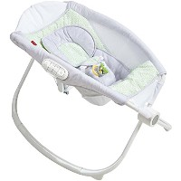 Fisher-Price Deluxe Newborn Auto Rock 'N Play Sleeper With Smartconnect by Fisher-Price