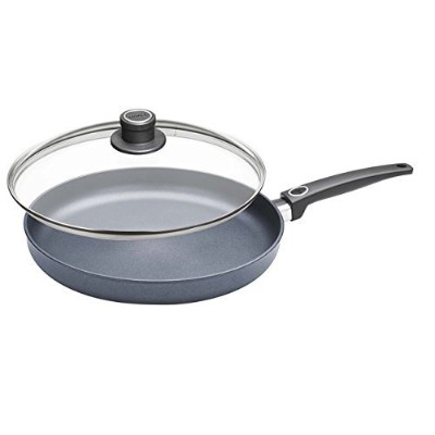 Woll Diamond Plus/Diamond Lite Induction Fry Pan with Lid, 12.5-Inch by Woll