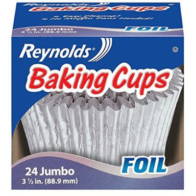 Reynolds Baking Cups, Jumbo, 288 Cups, 12 Count by Reynolds