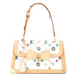 Louis Vuitton Pre-Owned Eye Miss You ショルダーバッグ - ホワイト