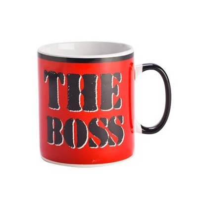 The Boss Giantマグ