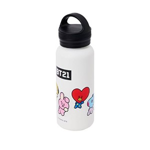 BT21 x Line Friends ハンドル魔法瓶 (Stainless Steel Mug) 473ml