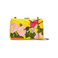 Serpui embroidered clutch - Unavailable