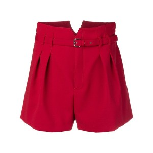 Red Valentino loose fitted shorts - レッド