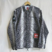 Supreme×THE NORTH FACE 18SS Snakeskin Taped Seam Coaches Jacket シュプリーム×ザノースフェイス スネークスキン テープド シーム...