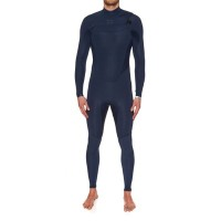 ビラボン ウェットスーツ Billabong 3/2mm 2018 Absolute Chest Zip Wetsuit Navy