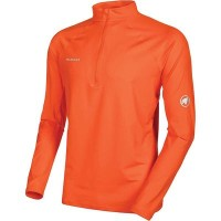 マムート その他トップス Mammut MTR 141 Half Zip Longsleeve Top Dark Orange
