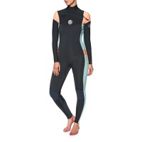 リップカール ウェットスーツ Rip Curl Dawn Patrol 3/2mm Chest Zip Wetsuit Peach