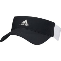 アディダス サンバイザー adidas 3-Stripes Golf Visor Black