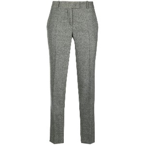 Ermanno Scervino tailored fitted trousers - グレー