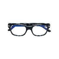 Tom Ford Eyewear square glasses - ブラック