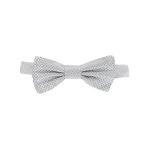 Dolce & Gabbana woven patterned bow tie - グレー