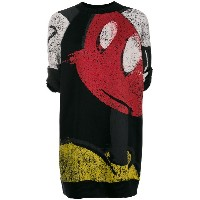 Marc Jacobs graphic printed raglan T-shirt - ブラック