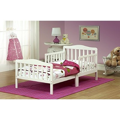 Orbelle 3-6T Toddler Bed - French white by Orbelle