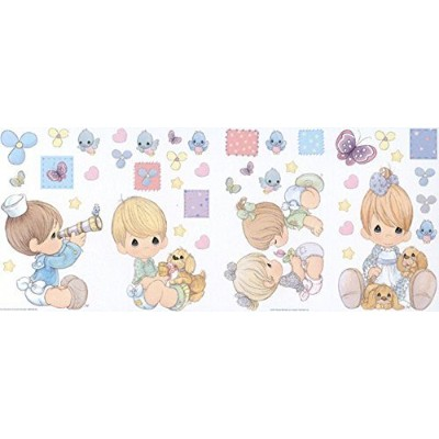 Priss Prints Precious Moments Jumbo Wall Decor Stick-Ups by Precious Moments
