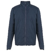 Arc'teryx Veilance longsleeved zipped lightweight jacket - ブルー