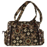Vera Bradley Make Change Baby Bag in Canyon by Vera Bradley