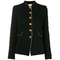 Pinko piped military jacket - ブラック