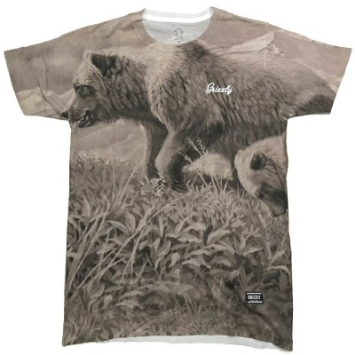 Grizzly(グリズリー) Wild Frontier T-Shirt (T-シャツ)