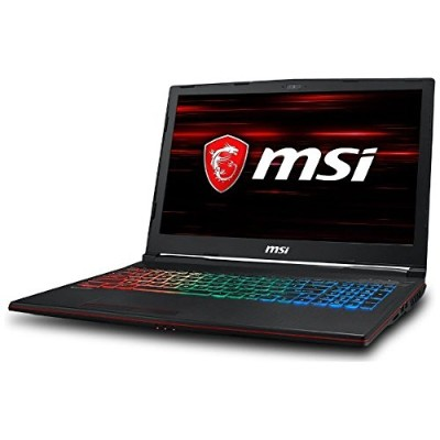 MSI 15.6型ゲーミングノートPC GP63 Leopard 8RE-1225JP GP638RE1225JP [Win10 Home・Core i7・GTX 1060]