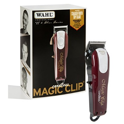 Wahl 5 Star Series Cordless Magic Clip Clipper
