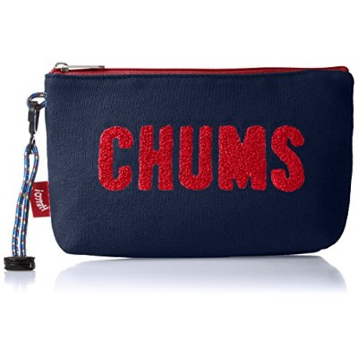 [チャムス]CHUMS Little Pouch Sweat H/Navy