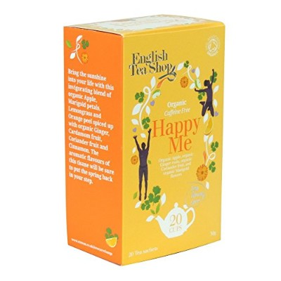 English Tea Shop - Happy Me - 20 Sachet Envelope - 30g
