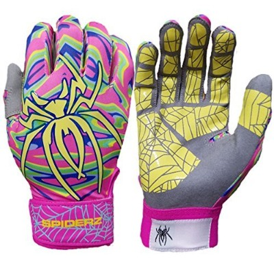 Spiderz Lite Batting Gloves with Enhanced Silicon Spider Webグリップ Adult X-Large
