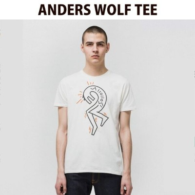 Nudie Jeans ヌーディージーンズ Tシャツ ANDERS TEE【あす楽対応商品】