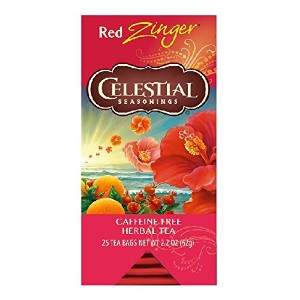 Celestial Seasonings Zinger Tea