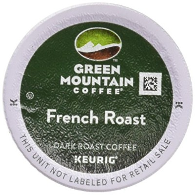 Green Mountain Coffee French Roast, K-Cup Portion Pack for Keurig K-Cup Brewers, 24-Count by Green...