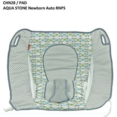 Fisher Price Rock N' Play Sleeper Replacement Pad (CHN28 Aqua Stone) by Fisher-Price