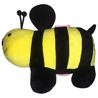 Large Plush Coin Bank byジャングルクラス( Bumble Bee ) – Piggy Bank forキッズ – 動物おもちゃBank – Stuffed削減とソフトスターター...