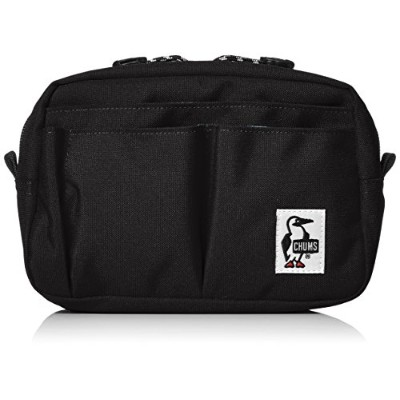 [チャムス]ポーチ Eco Outer Pocket Pouch Black