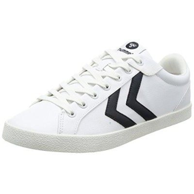 [ヒュンメル] スニーカー Deuce Court Sport White/Total Eclipse EU 40(25.5 cm)
