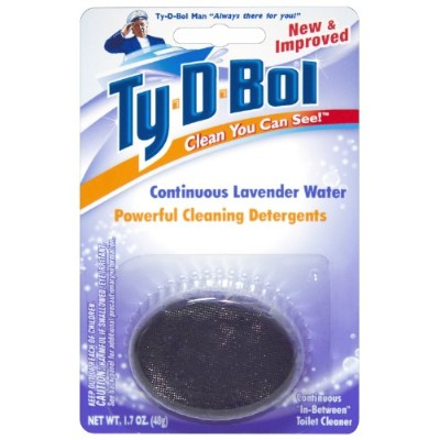Ty-D-Bol Lavender Toilet Bowl Cleaner by Ty-D-Bol