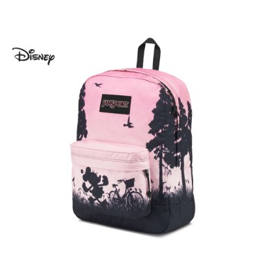 ☆JANSPORT×DISNEY【ジャンスポーツ】HIGH STAKES BACKPACK SUPER CUTE MINNIE バックパック スーパーキュートミニー 15888 [リュック...