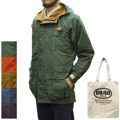 ◆予約◆【5 COLORS】SIERRA DESIGNS(シェラデザイン)【MADE IN U.S.A.】 50TH ANNIVERSARY EDITION MOUNTAIN PARKA(アメリカ製...