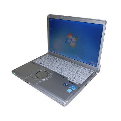 中古パソコン ノート Windows7 Panasonic Let'sNote CF-S10 (CF-S10CWGDS) Core i5-2520M 2.5GHz/4GB/320GB/DVD-ROM...