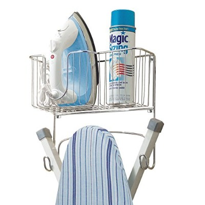 mDesign slvLndry Ironing Board Holder 3510MDL